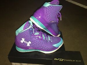 Under armour steph curry 1 father to son size 12
