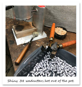 Lead Alloy Bullet Casting Flux Coarse Cut Hard & Soft Wood Sawdust