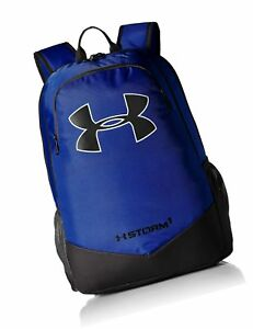 Under Armour Boys' Storm Scrimmage Backpack Royal (400)Black One Size