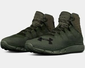 Under Armour Project Rock Delta Training Shoes The Rock Green UA 2017 All NEW
