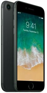 Apple iPhone 7 32GB Black GSM Unlocked Smartphone $119.99