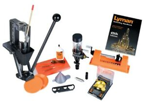 Lyman Crusher 2 Single Stage Press Deluxe Expert Kit 7810149 Free Shipping