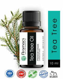 Tea Tree Essential Oil 100% Pure Undiluted and Uncut 5 ML To 700 ML