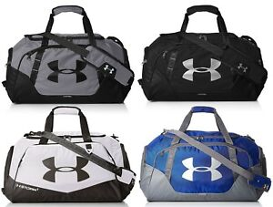 Under Armour UA Undeniable 3.0 Duffle Bag Gym All Sport Bags NEW $40.45