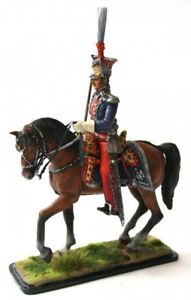 Tin Soldier top quality french division General of Polish Lancers 54 mm