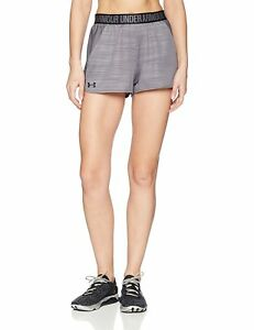 Under Armour Women's Play Up Shorts 2.0 Novelty