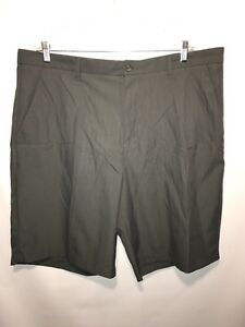 ASHWORTH Men's Casual Outdoor Golf Shorts in Gray Size 40W SKU34