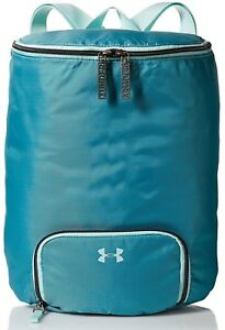 Under Armour Midi Backpack UA Mint Green 1306397 703 Women's New