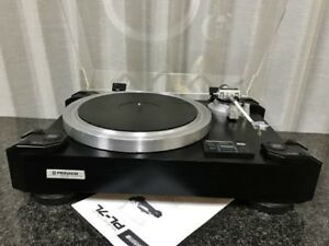 Pioneer PL-7L Turntable Record Player Auto Lift-Up Direct-Drive Works