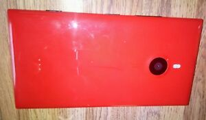 Nokia Lumia 1520 - 16GB - Red (AT&T) Smartphone with lots of extras
