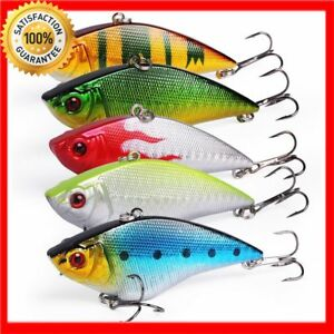 BEST CHOICE Fishing Lures Saltwater Large Hard Bait 3D Eyes for Bass Trout