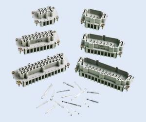 Epic Contact Crimp Die Set Machined contact Wire size 0.14 → 2.5 mmâ²