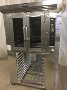 Doyon Circle Air Revolving Baking Oven - Nat Gas