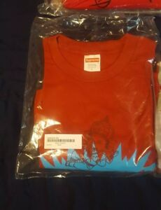 Supreme Ganesh Tee Size Large Brick L DEADSTOCK