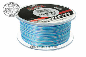 Sufix 832 Advanced Superline Braid Fishing Line Coastal Camo 600yd Pick