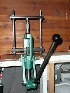 BTSniper bullet swage Auto Eject System for reloading press with 1