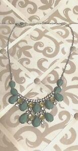 LIA SOPHIA ~ MELODIOUS ~ CRYSTAL & RESIN NECKLACE  21-26