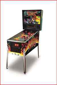 NEW Attack From Mars Remake Classic Edition Pinball Machine In Stock!!!