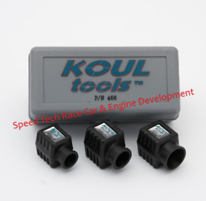 Koul Tools 468 Small Kit AN Fittings for SS Braided Hose 4 AN thru 8 AN Line $73.50