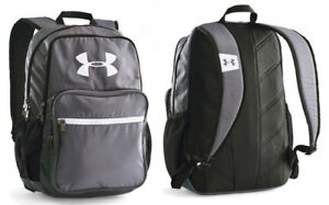 Under Armour UA Storm Hall Of Fame Boys Backpack School bag graphite
