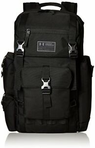 Under Armour CORDURA Regiment Backpack Black Black One Size Fashion Camping New