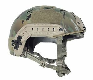 Airsoft Paintball Protective FAST Helmet PJ TYPE Cosplay Multicam F466 LXL