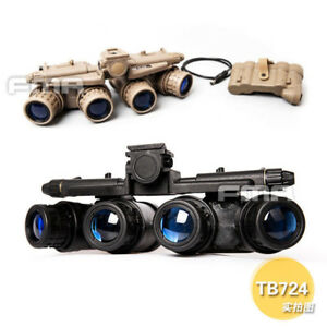 FMA Hunting Tactical Airsoft GPMVG 18 Night Vision Goggle NVG DUMMY BKDE