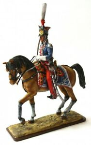 Polish Division General of Lancers 54mm Tin Toy Soldier Miniature  Collectible