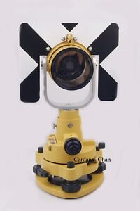 Single Prism & Tribrach adapter Set system for Topcon Total station