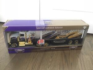 BUDDY L TRUCK LIMITED EDITION BRICKYARD INAUGURAL 400 RACE 1 of 10000 SEALED $30.00