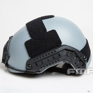 FMA Tactical Ballistic Helmet For Airsoft Paintball Protective Space Grey