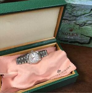 ROLEX Ladies new Shine already from japan