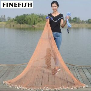 Atarraya para pesca con plomo net for fishing with lead Catch small mesh fishing