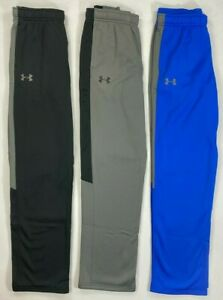 Boys Youth Under Armour Storm Water Resistant Athletic Sweat Pants $29.99