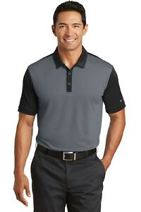 SET OF 12 EMBROIDERY Nike Dri-FIT Colorblock Icon Modern Fit Polo
