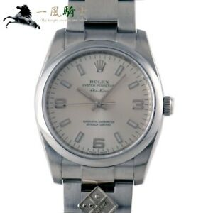 257367Rolex Air King 114200 M Number Domino'S Pizza W Name (3058