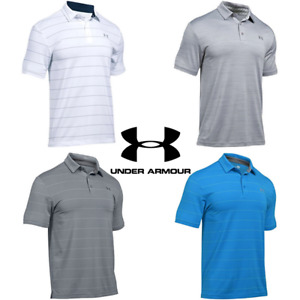 Under Armour Men's Playoff Golf Polo Shirt UPF 30+ Protection Choose SZColor