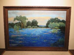 26x40 org. 2015 oil painting by Hardy Martin of