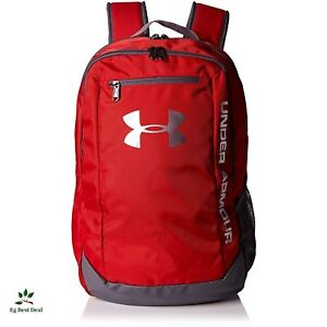 Under Armour Storm Recruit Backpack Hustle Bagpack For Girls And Boys Supreme