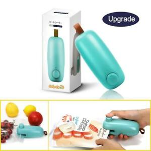 ColorGo BS2 Chip 2 in 1 Hand Held Mini Portable Heat Sealer for Plastic Bags...