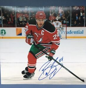 Bryce Salvador Signed Autographed 8 x 10 Photo New Jersey Devils $1.00