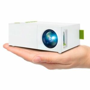Upgrade YG310 Portable Mini Mobile LED Office Home Theater Projector for Phone