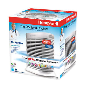 Allergen Remover Honeywell True HEPA HPA204 Doctor's Choice for Large Rooms NEW