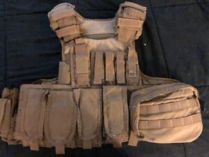 MSA Paraclete Personal Body Armor Bullet Proof Vest Size Small DEAL of the day!!