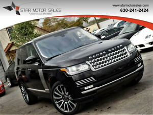 2016 Land Rover Range Rover 4WD 4dr Autobiography 4WD 4dr Autobiography Navigation !!! Reverse Camera !!! Heated