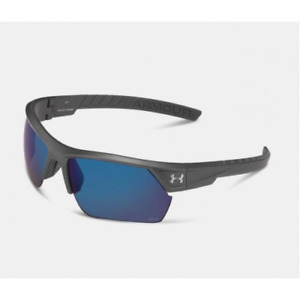 Under Armour Igniter 2.0 Storm Sunglasses Charcoal Frame Gray Infrared MF Lenses