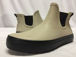 Mens Sperry Top Sider Cutter Winter Lug Chelsea Boot Cement Size 9 Eur 42