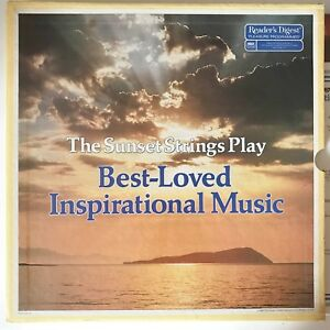 The Sunset Strings Play Best Loved Inspirational Music Reader's Digest RDA225 A
