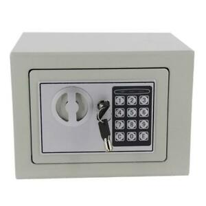 9quot; inch Digital Electronic Safe Box Keypad Lock Home Office Jewelry Cash Money $22.65