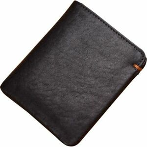 Men's Genuine Leather Wallet Credit Card Holder Coin Money Pocket Luxury Purse